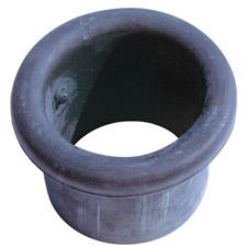 Vue 5 : Protection caoutchou pour porte canne