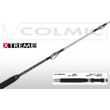 Vue 5 : Canne Colmic Pro Light