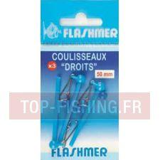 Vue  : Coulisseaux droits Flashmer