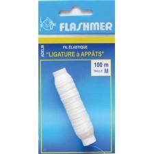 Vue 5 : Elastique Ligature Appâts Flashmer