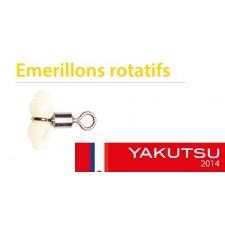 Vue 5 : Emerillons rotatifs Yakutsu