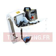 Vue 5 : Distributeur de sardine électrique