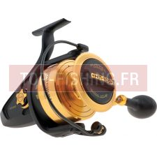 Vue 5 : Moulinet Penn Spinfisher V