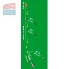 Vue 5 : Bas de ligne NAPA Sparidés