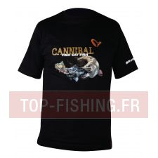 Vue 5 : T-Shirt Savage Gear The Savage Cannibal
