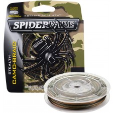 Vue 5 : Tresse Spiderwire Stealth Camo - 110 m