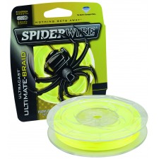 Vue 5 : Tresse Spiderwire Ultracast 8 carriers Jaune - 110 m