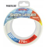 Nylon Powerline Shock Leader - 50 m