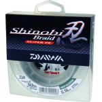 Shinobi Braid Super PE (verte) - 10LBS 135M