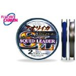 Fluorocarbone Calamar SUPER SQUID LEADER - 6Lbs