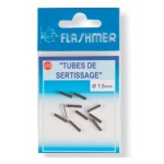Tubes de Sertissage Flashmer - Sachet de 1000