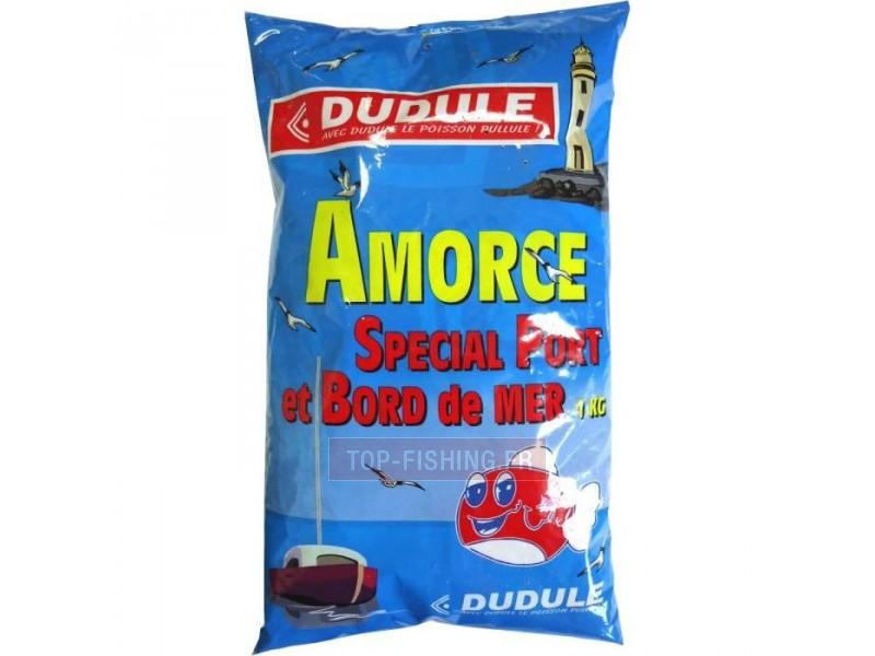 Vue 1) Amorce special mer