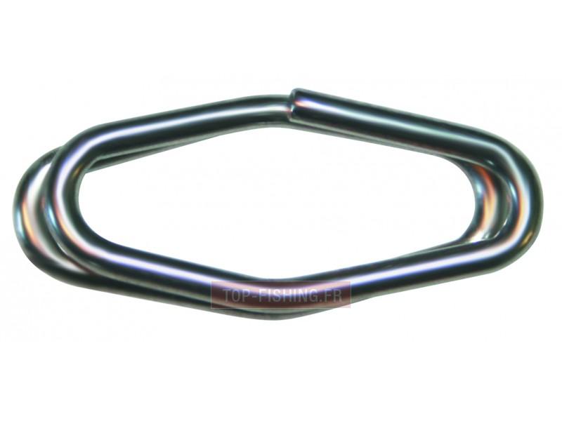 Vue 1) Anneaux Brisés Bouz Ring