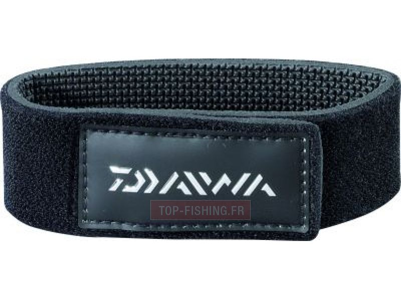 Vue 1) Attache canne Daiwa DF Haute qualité