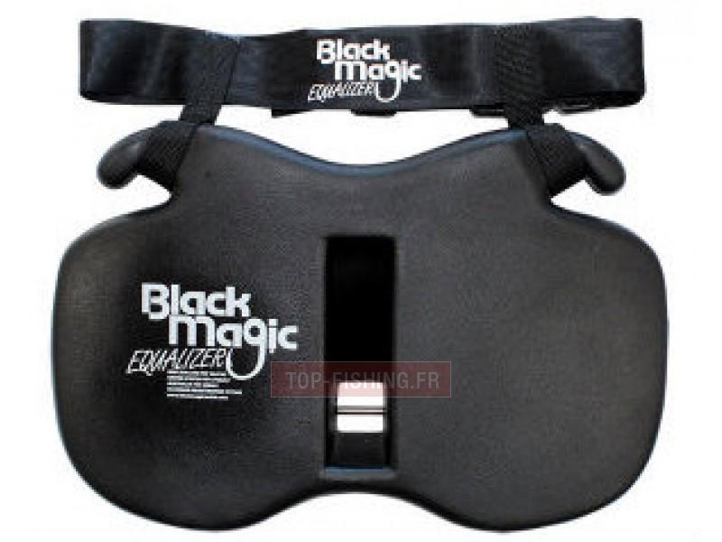 Vue 5) Baudrier Black Magic Equalizer