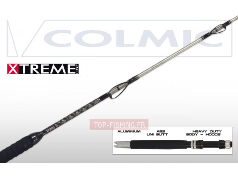 Vue 1) Canne Colmic Pro Light