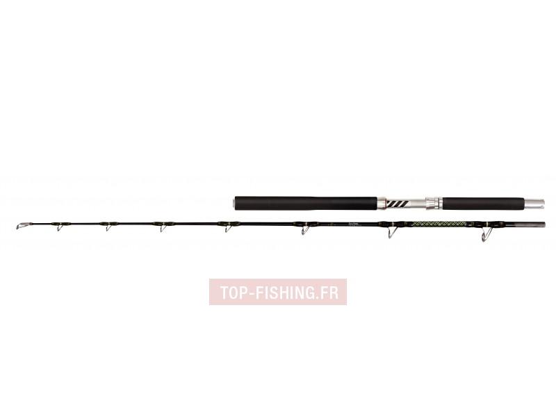 Vue 1) Canne Fin-Nor Tuna TS