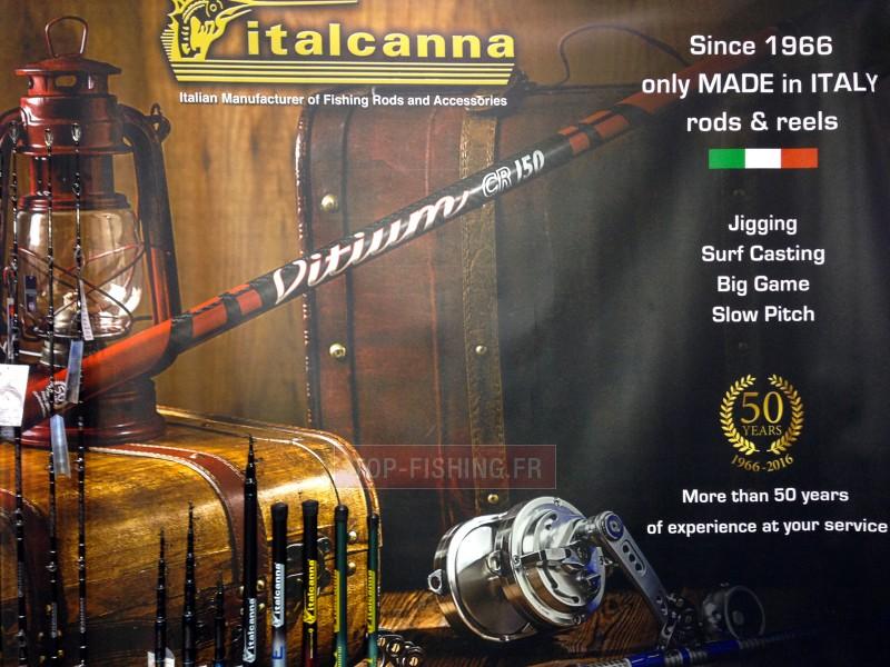 Vue 3) Canne Italcanna Vitium