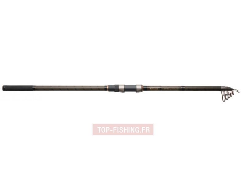 Vue 1) Canne Ron Thompson C14 Pro Télécarp