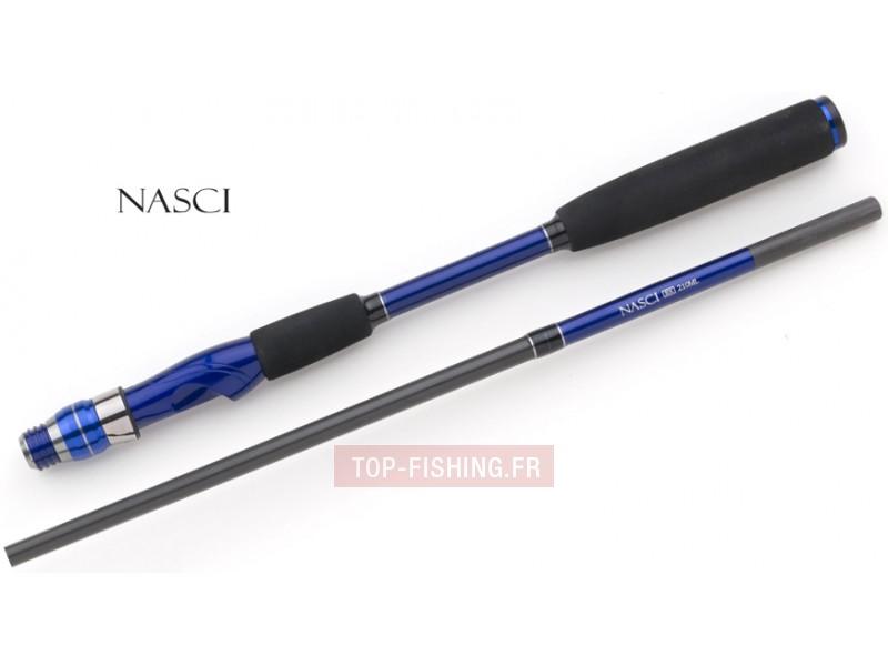 Vue 1) Canne Shimano Nasci BX Spin