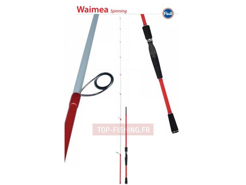 Vue 1) Canne Yakutsu Waimea Spinning 2.80m