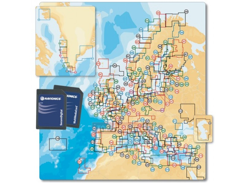 cartographie navionics gold small 2 europe format sd cartographie marine pour p che lowrance. Black Bedroom Furniture Sets. Home Design Ideas