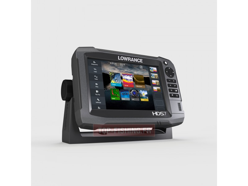 how to use a lowrance hds 7 gen 3