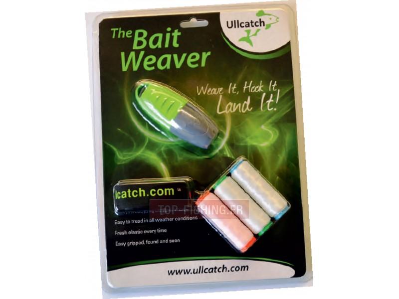 Vue 1) Distributeur Fil Elastique pour Appât Ullcatch WFT