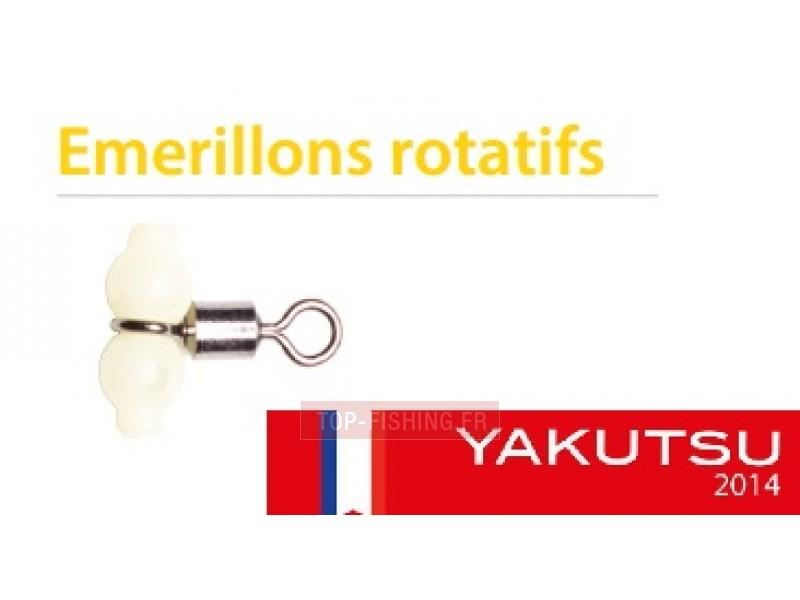 Vue 1) Emerillons rotatifs Yakutsu
