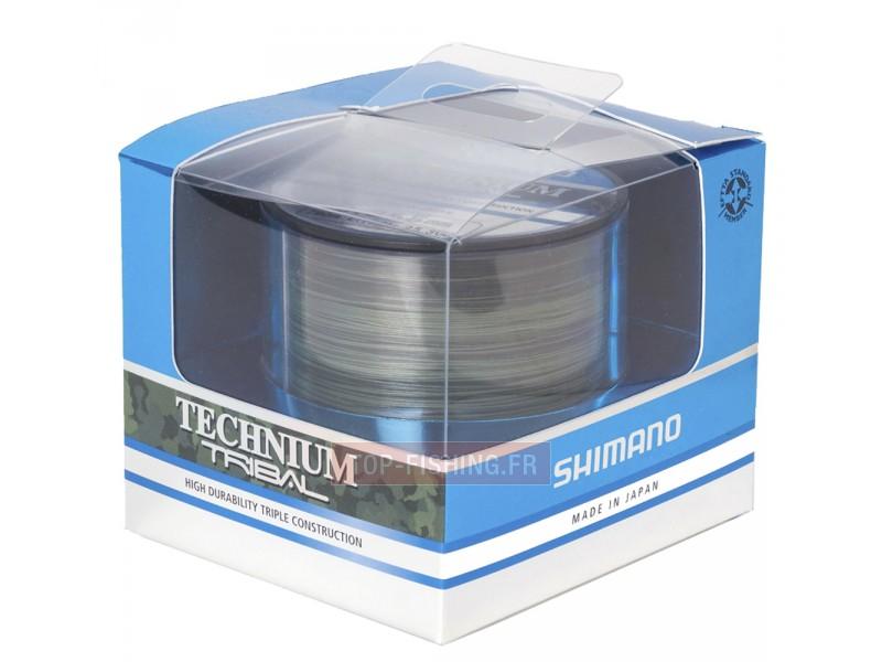 Vue 2) Fil Nylon Shimano Technium Tribal - Quarter Pound