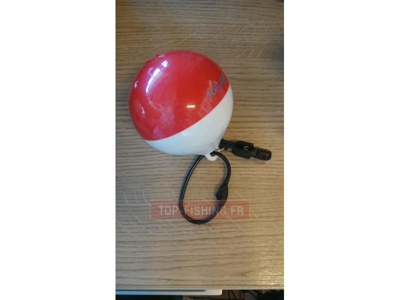 Vue 4) Flotteur rapide Top Sea Release Tuna Plug