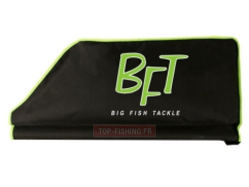 Vue 2) Epuisette BFT Monster Net