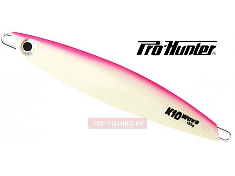 Vue 1) Jig Pro-Hunter K10 Wave - 185 gr