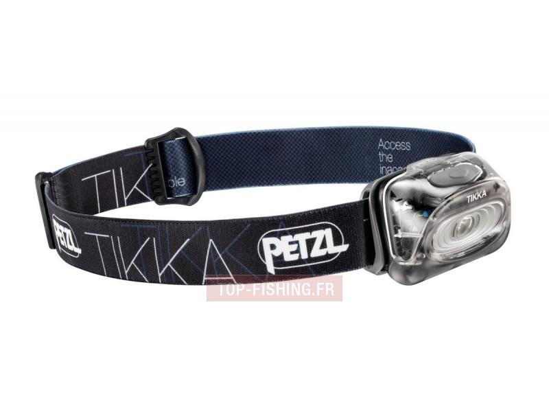 le frontale petzl tikka le calamar pour p 234 che rapala