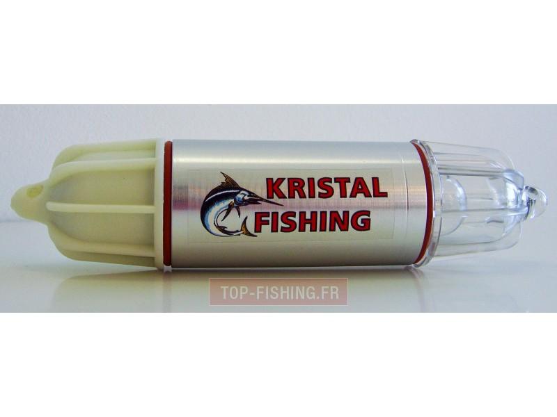 Vue 1) Lampe Kristal Fishing LP/20 Double 1000m