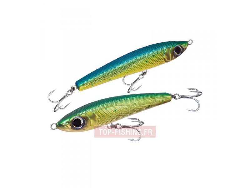Leurre yo zuri diving slider 140mm poisson nageur tra ne for Donner poisson
