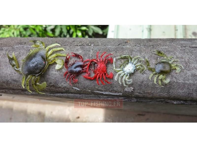 Vue 1) Leurre Savage Gear 3D Crab
