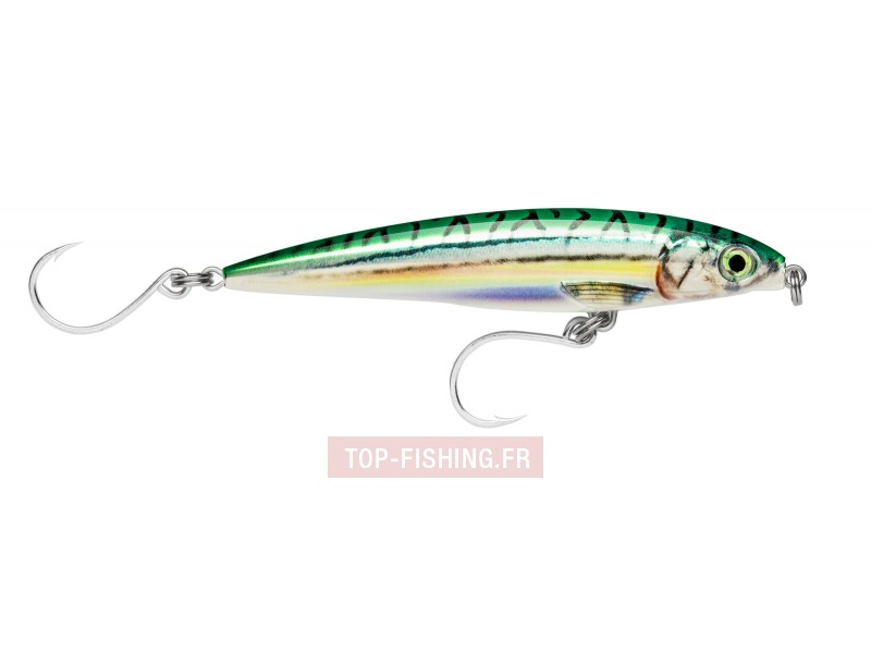 Vue 5) Leurre Rapala X-Rap Long Cast Shallow - 120 mm