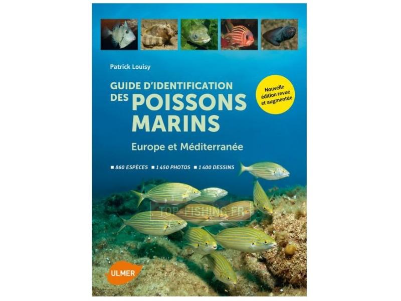 Vue 1) Livre des poissons marins