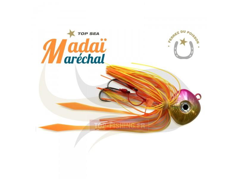 Vue 1) Madaï Top Sea Maréchal Light Jigging