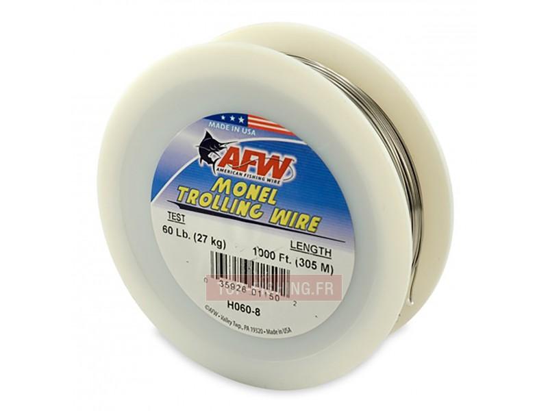 Vue 1) Monel AFW Trolling Wire