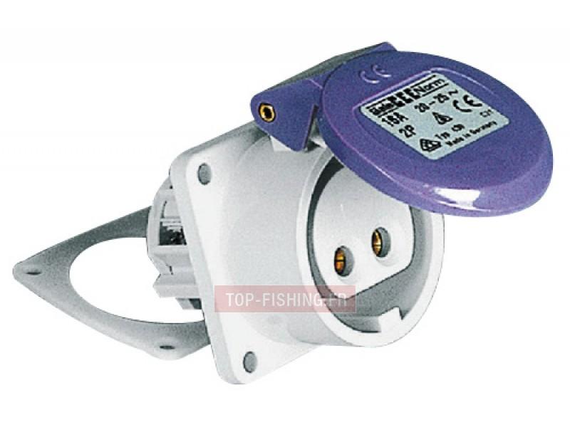 Vue 4) Moulinet électrique XL 601