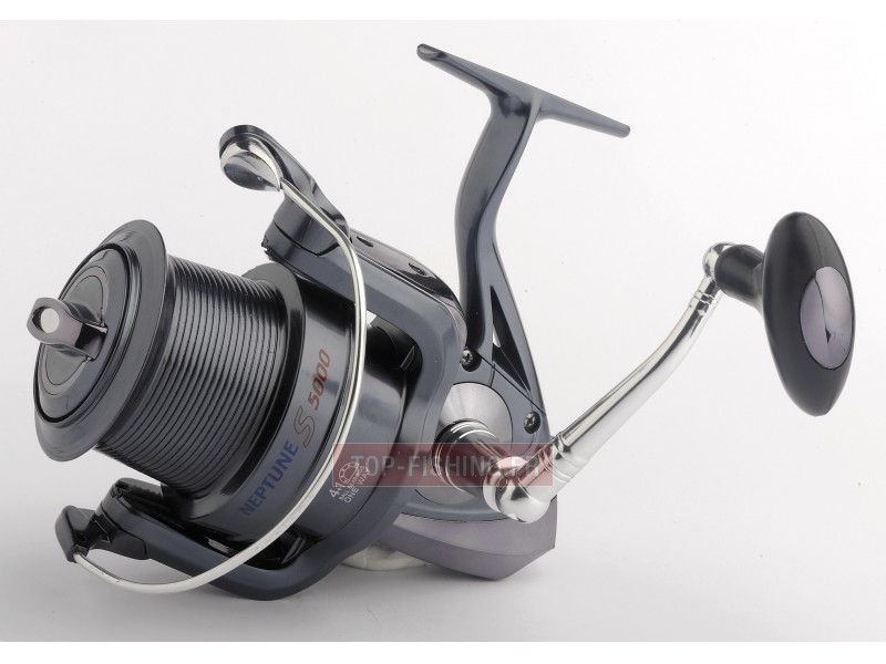 """Futur canne """"Surfcasting """" Moulinet-grauvell-neptune-s"""