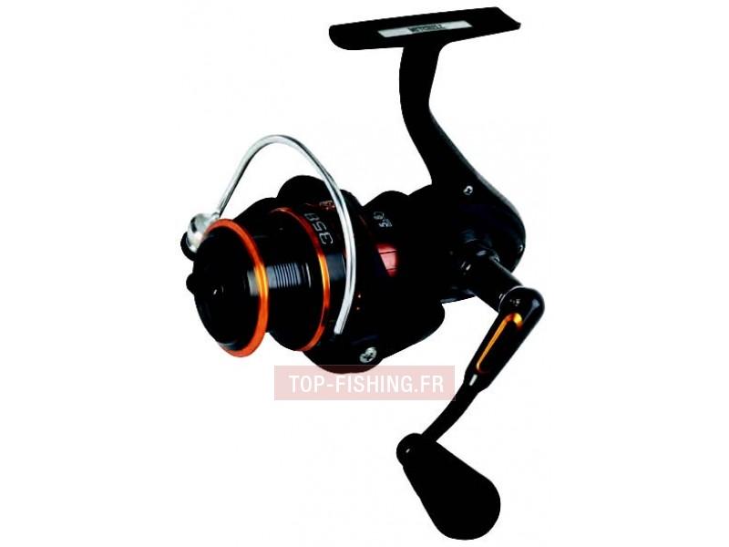 Vue 1) Moulinet Mitchell 350 Pro & 358 Pro