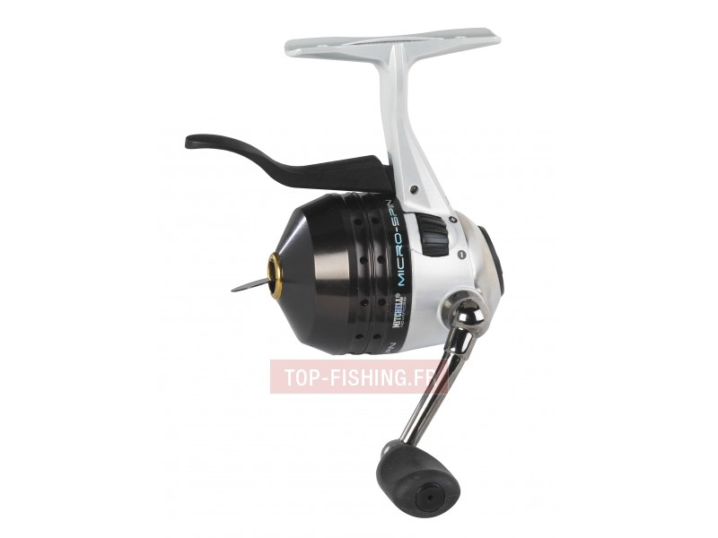 Vue 2) Moulinet Mitchell Turbo Spin