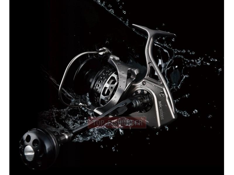 Vue 3) Moulinet Okuma Makaira SW (spinning)