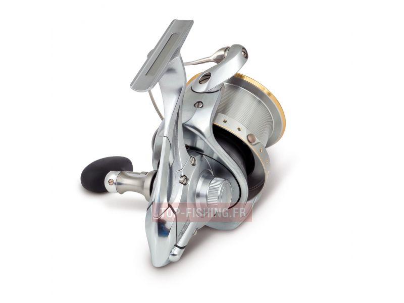 Vue 4) Moulinet Shimano Aero Technium MgS XS-B