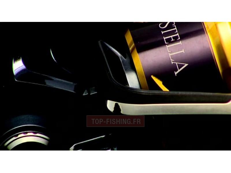 Vue 5) Moulinet Shimano Stella SW 2013