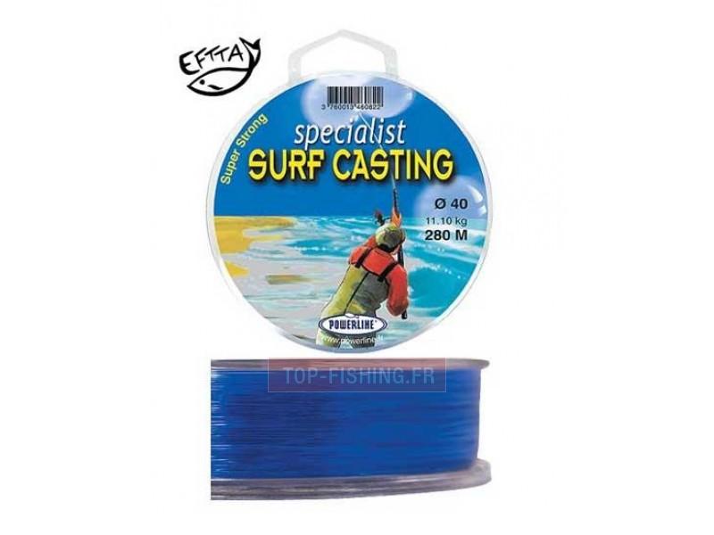 Vue 1) Nylon Powerline Surf Casting