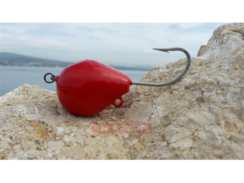 Vue 1) Octopus Ball Top Sea